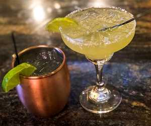 Moscow Mule and Classic Margarita